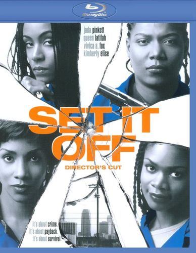 Set It Off [Deluxe Edition] [Director's Cut] [Blu-ray] [1996] 9459855