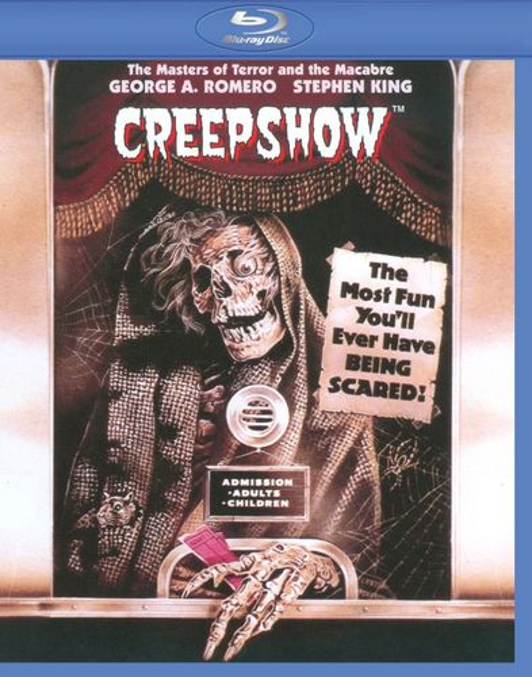 Creepshow [Blu-ray] [1982] 9459917