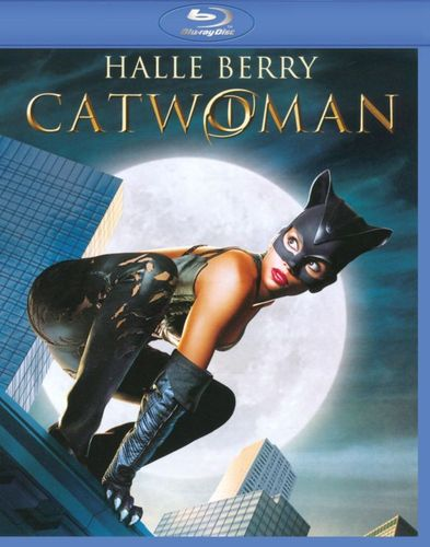 Catwoman [WS] [Blu-ray] [2004] 9459971