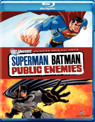 Superman/Batman: Public Enemies [Blu-ray] [2009] 9460022