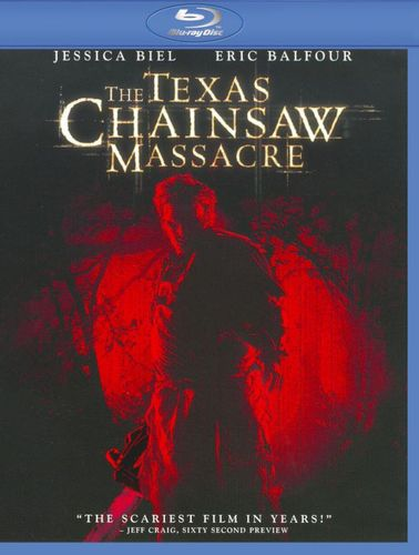 The Texas Chainsaw Massacre [Blu-ray] [2003] 9460111