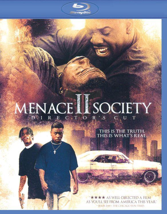 Menace II Society [Director's Cut] [Blu-ray] [1993] 9460175