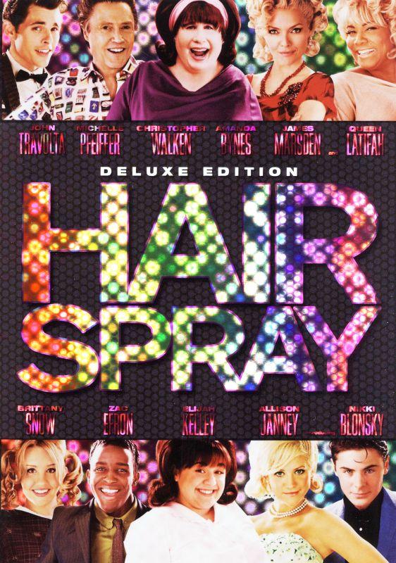 Hairspray [WS] [Deluxe Edition] [DVD/CD] [DVD] [2007] 9460317