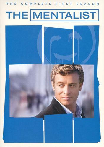 The Mentalist: The Complete First Season [6 Discs] [DVD] 9460512
