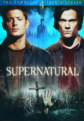 Supernatural: The Complete Fourth Season [6 Discs] [DVD] 9460601