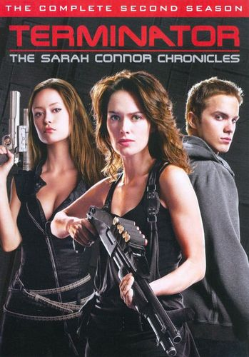 Terminator: The Sarah Connor Chronicles - The Complete Second Season [6 Discs] [DVD]