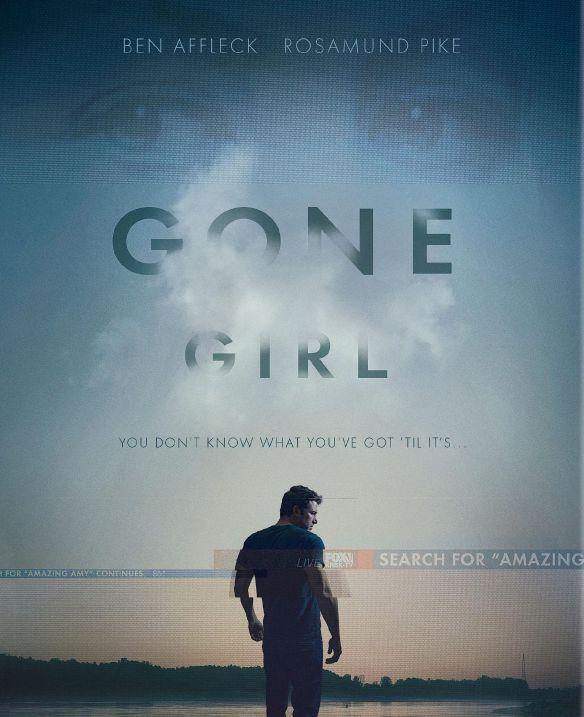 Gone Girl [Includes Digital Copy] [Blu-ray] [2014] 9463815