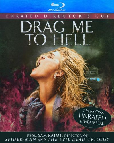 Drag Me to Hell [2 Discs] [Includes Digital Copy] [Blu-ray] [2009] 9464894