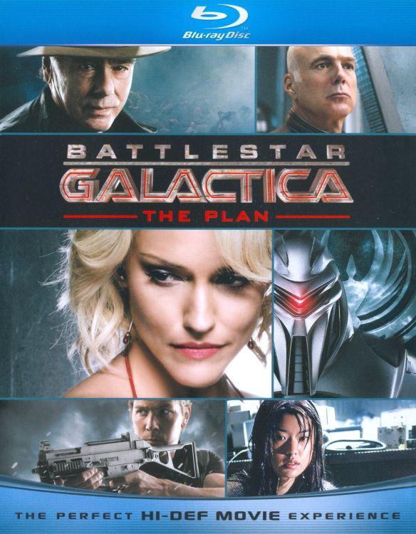 Battlestar Galactica: The Plan [Blu-ray] [2009] 9464947