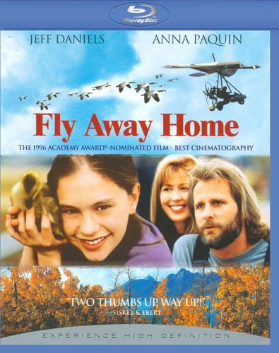 Fly Away Home [WS] [Blu-ray] [1996] 9473401