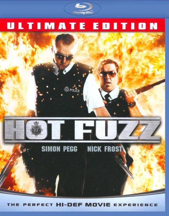 Hot Fuzz [Blu-ray] [2007] 9474865