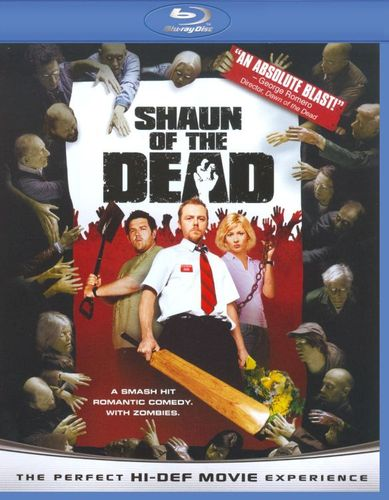 Shaun of the Dead [$5 Halloween Candy Cash Offer] [Blu-ray] [2004] 9474874