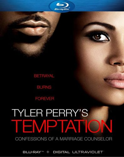 Tyler Perry's Temptation: Confessions of a Marriage Counselor [Blu-ray] [2013] 9483139