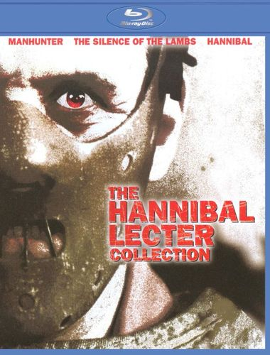 The Hannibal Lecter Anthology: Hannibal/The Silence of the Lambs [3 Discs] [Blu-ray] 9486978