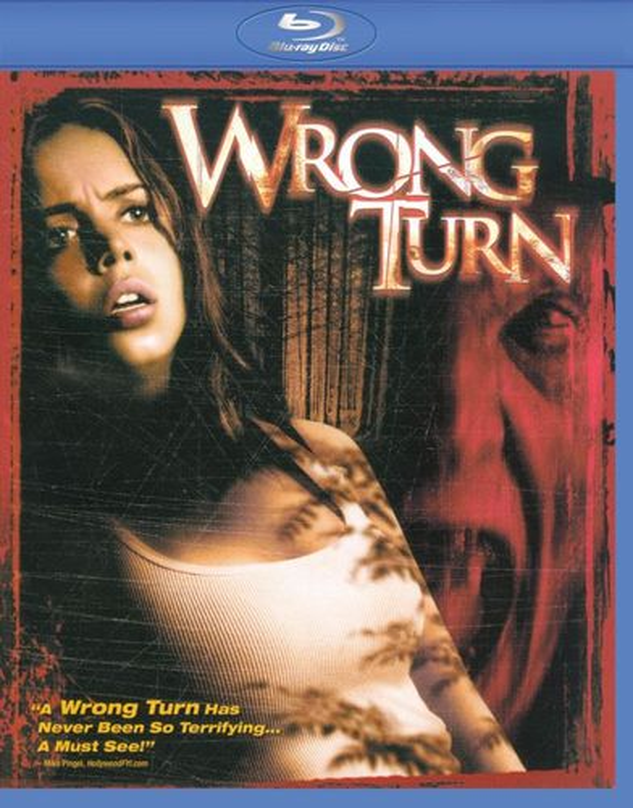 Wrong Turn [Blu-ray] [2003] 9487021