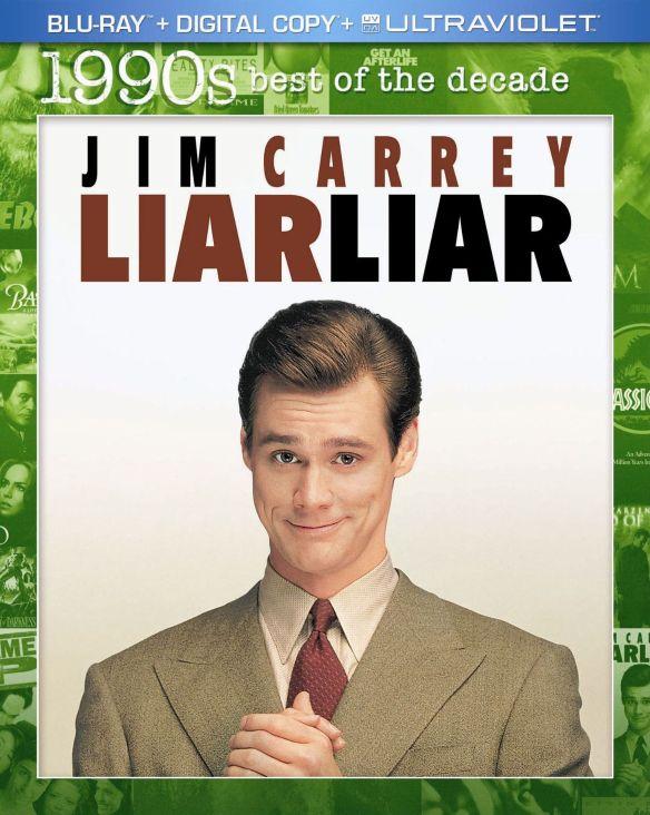 Liar Liar [Includes Digital Copy] [UltraViolet] [Blu-ray] [1997] 9488064
