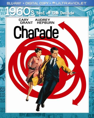 Charade [Includes Digital Copy] [UltraViolet] [Blu-ray] [1963] 9488091