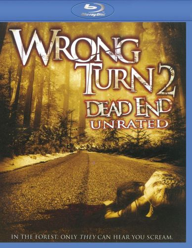Wrong Turn 2: Dead End [Blu-ray] [2007] 9488734