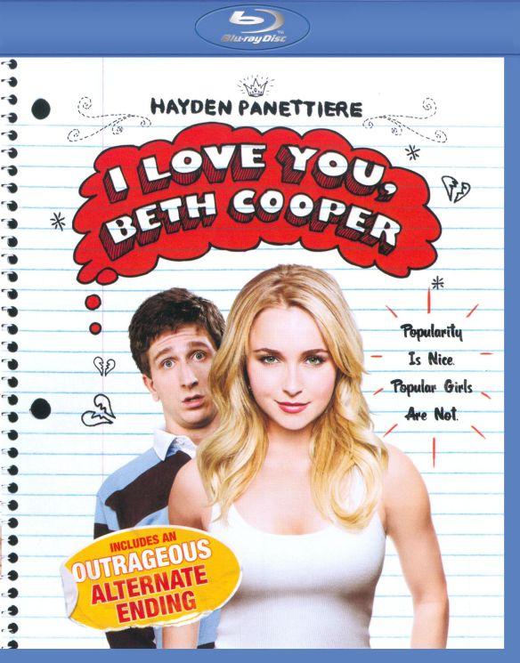 I Love You, Beth Cooper [Blu-ray] [2009] 9488743