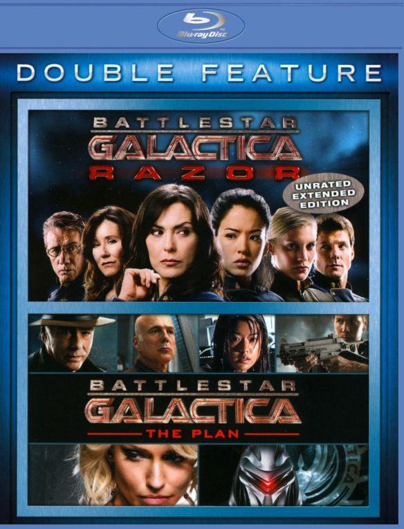 Battlestar Galactica: The Plan/Battlestar Galactica: Razor [Blu-ray] 9491104