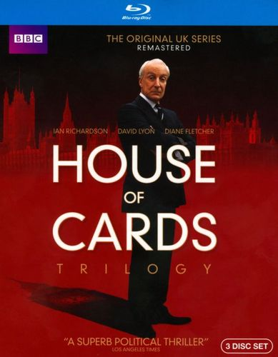 House of Cards Trilogy [3 Discs] [Blu-ray] 9493166