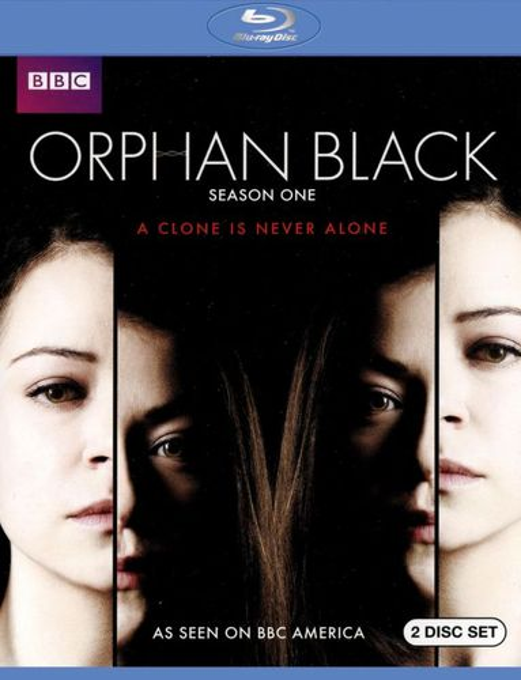 Orphan Black: Season One [2 Discs] [Blu-ray] 9495119