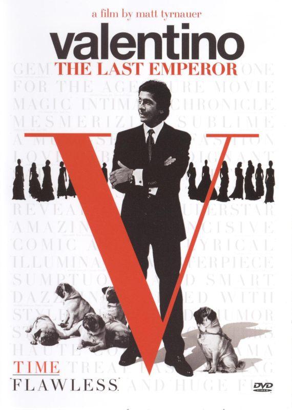 Valentino: The Last Emperor [DVD] [2008] 9495307
