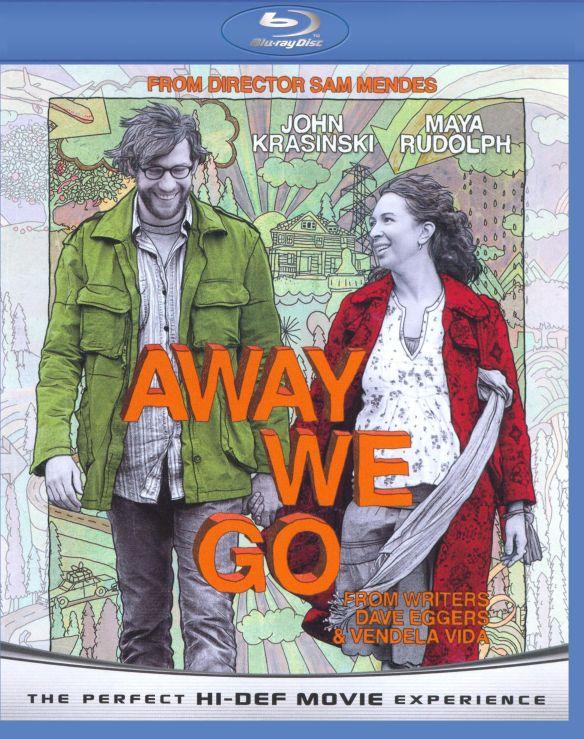 Away We Go [Blu-ray] [2009] 9497476
