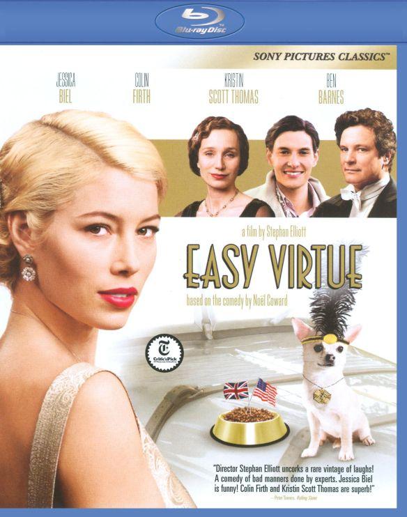 Easy Virtue [Blu-ray] [2008] 9498956