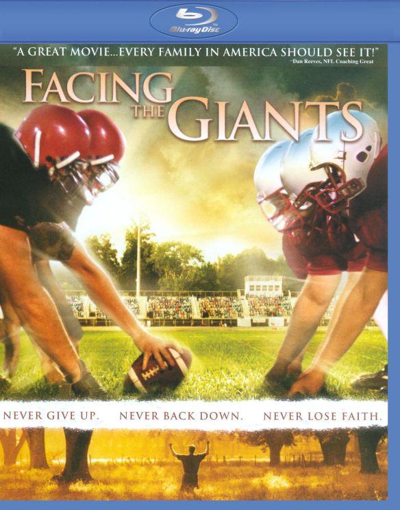 Facing the Giants [Blu-ray] [2006] 9499152