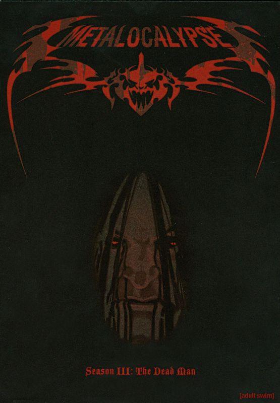 Metalocalypse: Season Three [2 Discs] [DVD] 9502772