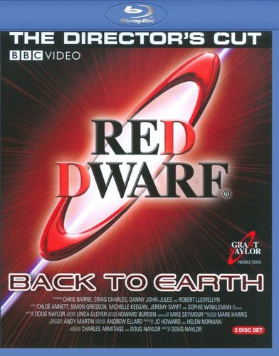 Red Dwarf: Back to Earth - Series 9 [Blu-ray] 9502825