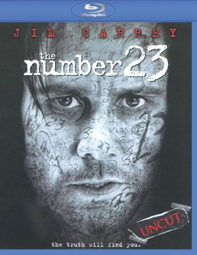 The Number 23 [Blu-ray] [2007] 9502914