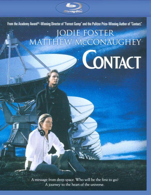 Contact [Blu-ray] [1997] 9503101