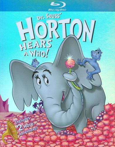 Horton Hears a Who! [Deluxe Edition] [2 Discs] [Blu-ray] 9503263