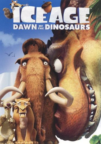 Ice Age 3: Dawn of the Dinosaurs [DVD] [2009] 9505065