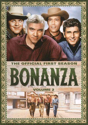 Bonanza: The Official First Season, Vol. 2 [4 Discs] [DVD] 9505886