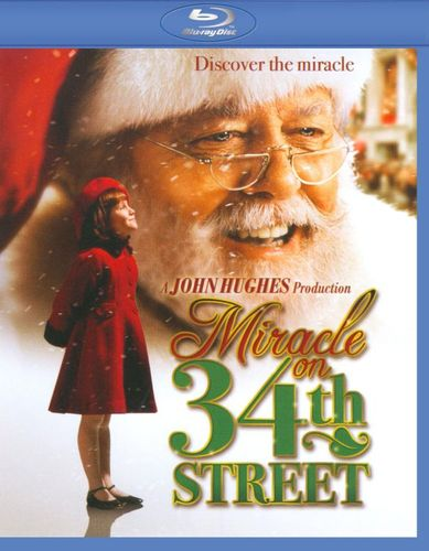Miracle on 34th Street [Blu-ray] [1994] 9507223