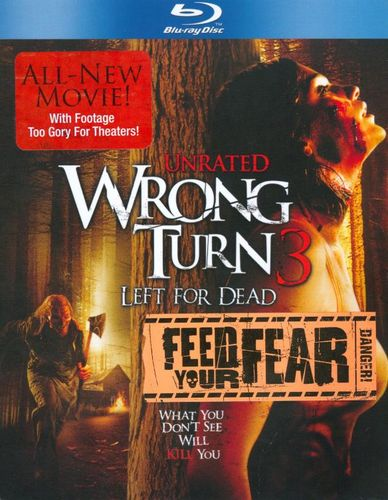 Wrong Turn 3 [Blu-ray] [2009] 9507919