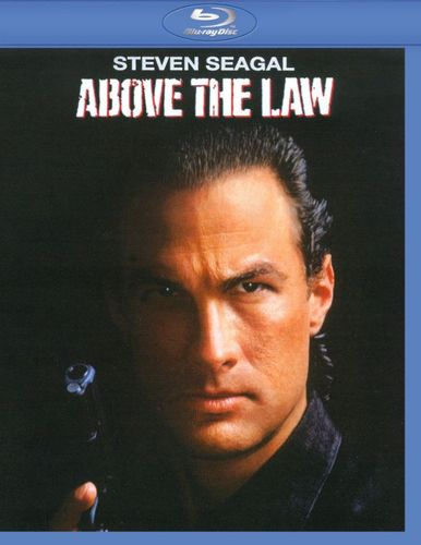 Above the Law [Blu-ray] [1988] 9509472