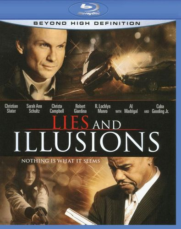 Lies & Illusions [Blu-ray] [2009] 9511593