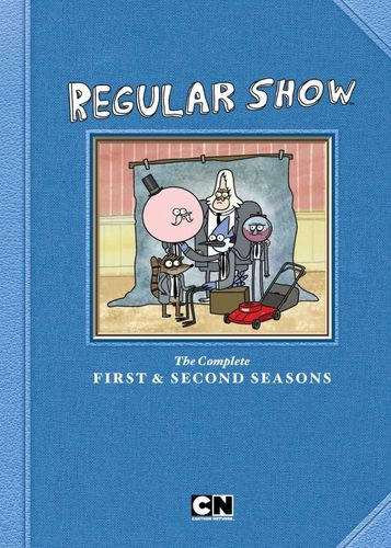 Regular Show: The Complete First & Second Seasons [3 Discs] [DVD] 9515044
