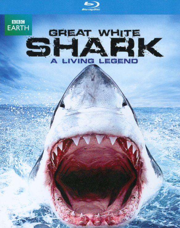 Great White Shark: A Living Legend [Blu-ray] [2008] 9515211
