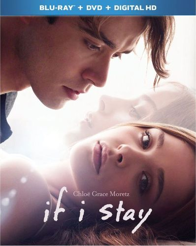 If I Stay [2 Discs] [Blu-ray/DVD] [2014] 9517174