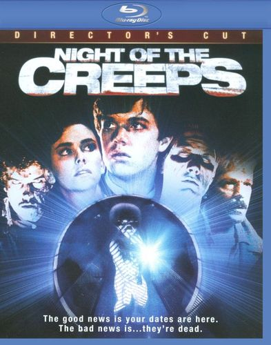 Night of the Creeps [Director's Cut] [Blu-ray] [1986] 9517178