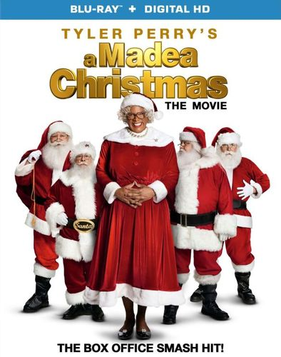 Tyler Perry's A Madea Christmas [Includes Digital Copy] [Blu-ray] [2013] 9517207