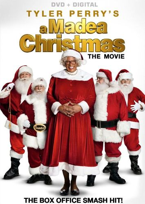 Tyler Perry's A Madea Christmas [Includes Digital Copy] [DVD] [2013] 9517234