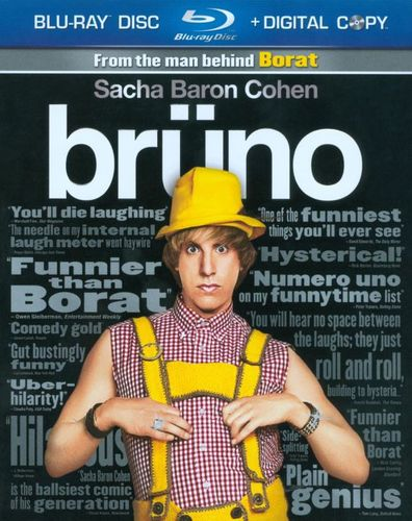 Bruno [Blu-ray] [2009] 9526024