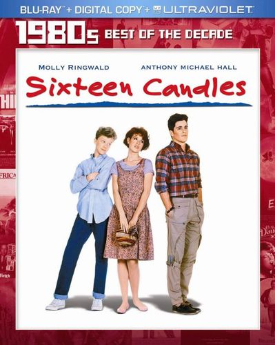 Sixteen Candles [Includes Digital Copy] [UltraViolet] [Blu-ray] [1984] 9528418