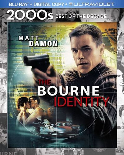 The Bourne Identity [Includes Digital Copy] [UltraViolet] [Blu-ray] [2002] 9528524